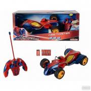 Web stunt auto radiocomandata spiderman