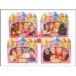 Confezione 4 marionette assortite