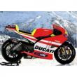 Ducati desmosedici 2011 Valentino Rossi scala 1:18