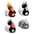 Zhu Zhu Pets Rock Star lunghi capelli 4 modelli