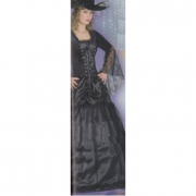 Costume Strega Fashion taglia Unica M