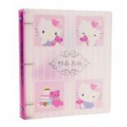 Quadernone ad anellii Hello Kitty
