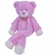 Orso rosa gambe lunghe 35 cm.