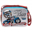 Borsa Gola Redford Speedy White/Red/Brown/Blue