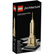 21002 Lego Architecture - Empire State Building 10+