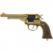Pistola Nevada oro 12 colpi gioco