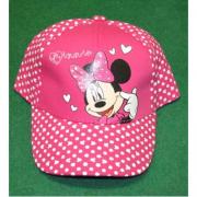 Cappellino Minnie fucsia