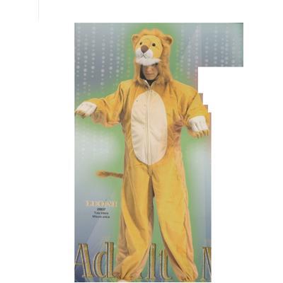 originale a caldo originale caratteristiche eccezionali Costume re leone adulto tg. unica - Giochi - Giocattoli