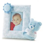Portafoto orsetto azzurro