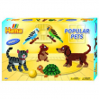 Hama Box creativo Animali Domestici 4000 pezzi