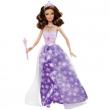 Barbie Principessa al party abito lilla W2858