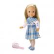 Bambola Grace Abito Scozzese cm. 38 Trudi
