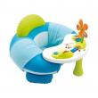 Poltroncina cosy seat blu