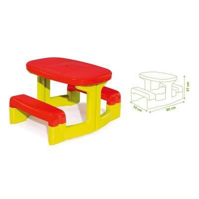 Tavolo picnic smoby 310249