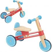 Triciclo in legno Vilac