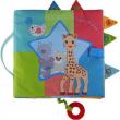 Libro gioco in stoffa Sofia la giraffa