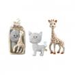 Sofia la giraffa con peluche Set regalo