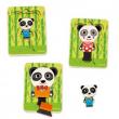 Puzzle a tre livelli - Panda Djeco