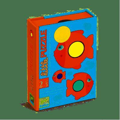 Little puzzle gioco di carte