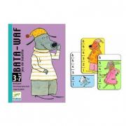 Bata-Waf gioco di carte Djeco