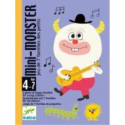 Mini Monster carte Djeco