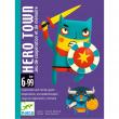 Gioco di carte Hero Town - Djeco
