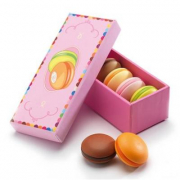 Macarons in legno 6 pezzi Djeco