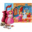 Puzzle La principessa e il suo ranocchio 36 pezzi Djeco