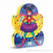 PUZZLE SUPER STAR (36 PEZZI) - Djeco