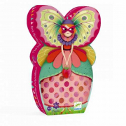 Puzzle The butterfly lady 36 pezzi