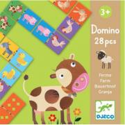 Domino fattoria Djeco