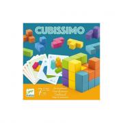 CUBISSIMO gioco DJECO in legno ROMPICAPO 30 schede