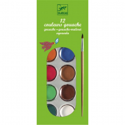 Acquarelli 12 Colori Classici