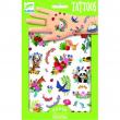 Djeco - Tatuaggi Happy Spring