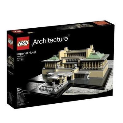 21017 Lego Architecture - Imperial Hotel 12+