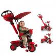 Triciclo Smart Trike Zoo Rosso