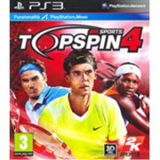 Top Spin 4 Playstation 3