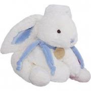 Coniglio con fiocco blu cm. 20 Dou Dou et Compagnie