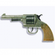 "Pistola ""Oregon Antik"" 12 colpi per bambini"