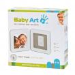 Baby art cornice porta foto singola bianca