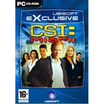 PC Crime Scene Investigation Miami