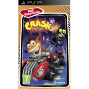 Crash Tag Team Raginc Essentials PsP
