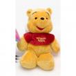 Winnie the Pooh in peluche supermorbido 35 cm.