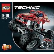 42005 Lego Technic Monster Truck 9-14 anni