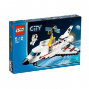3367 Lego City Space Shuttle 5-12 anni