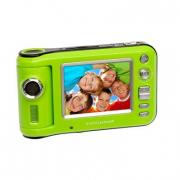 Macchina fotografica digitale con lente rotante