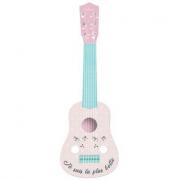 La mia dolce chitarra in legno