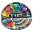 Valigetta colori 154 pezzi in plastica