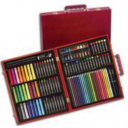 Valigetta colori 113 pezzi