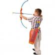 Set tiro con l'arco per bambini